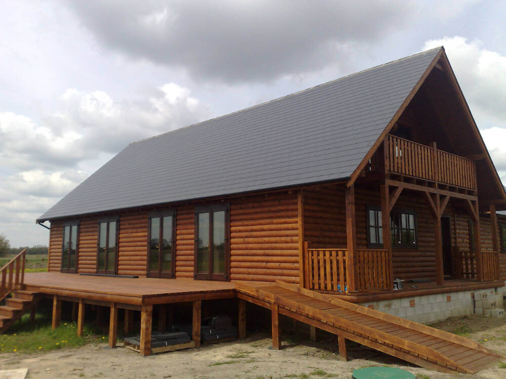 Timber frame homes 4 timberlogbuild ltd for All types of houses pictures