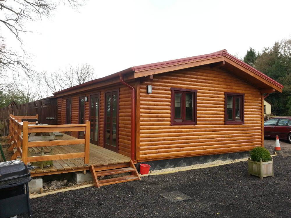 Log cabin timberlogbuild ltd