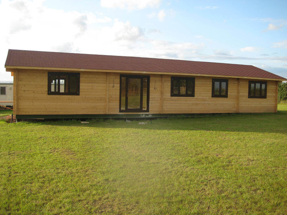 Wooden Mobile Homes 2 Timberlogbuild Ltd