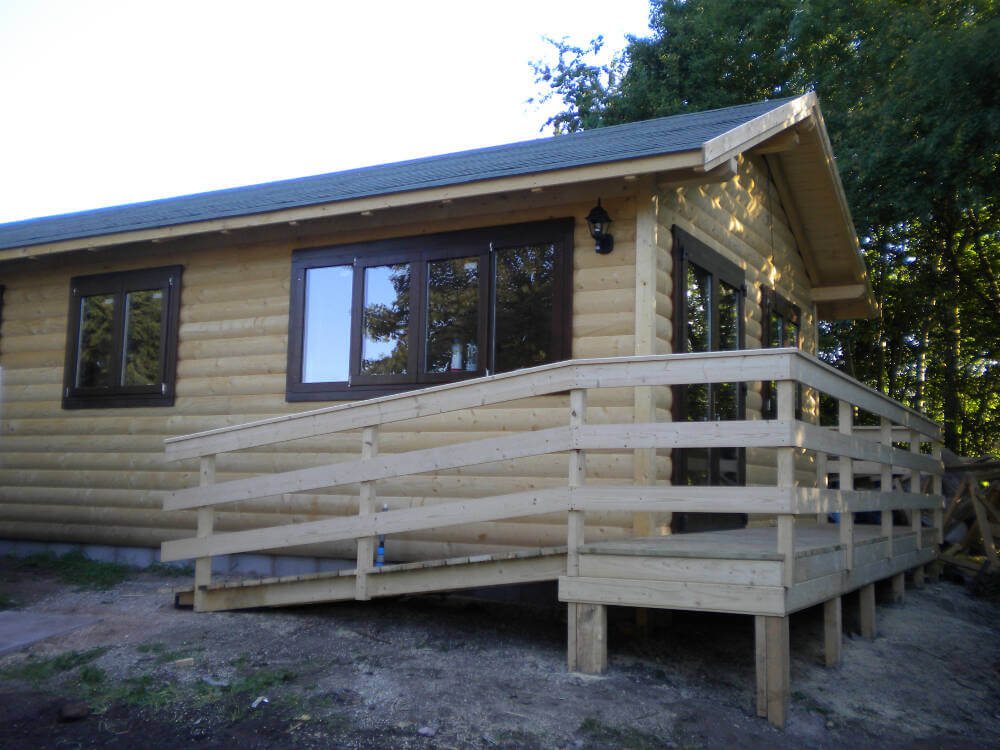 Budget Log Cabins Timberlogbuild