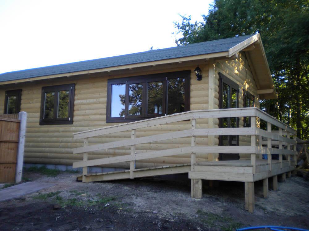 Wooden Mobile Homes 7 Timberlogbuild Ltd