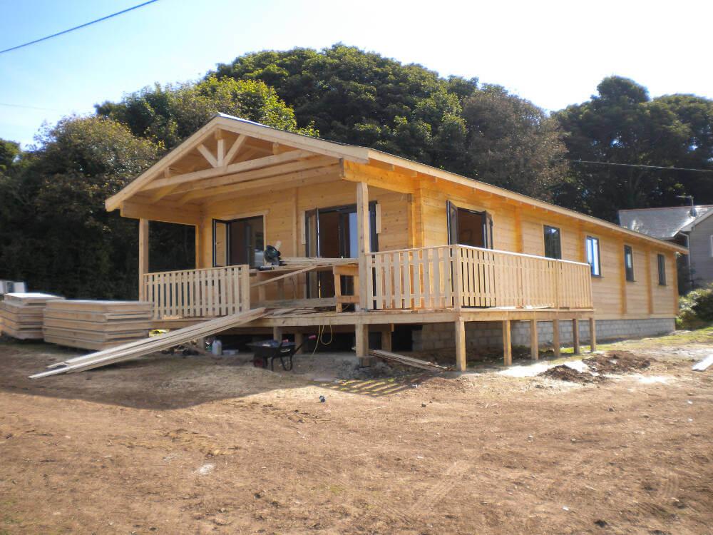 Wooden Mobile Homes 3 Timberlogbuild Ltd