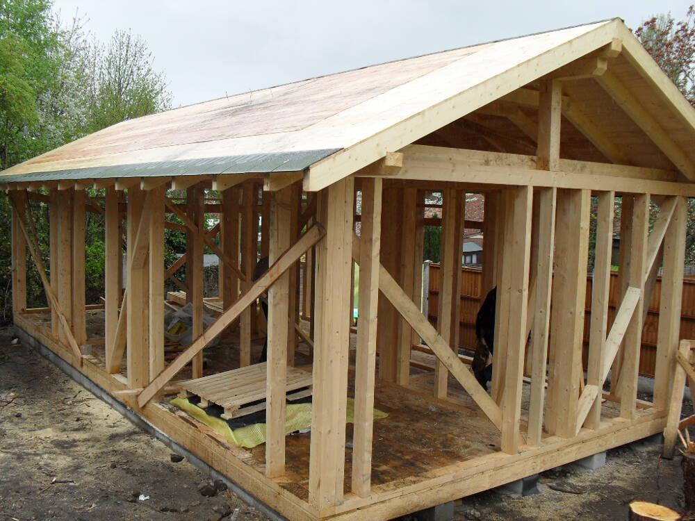 wooden garden office timberlogbuild ltd