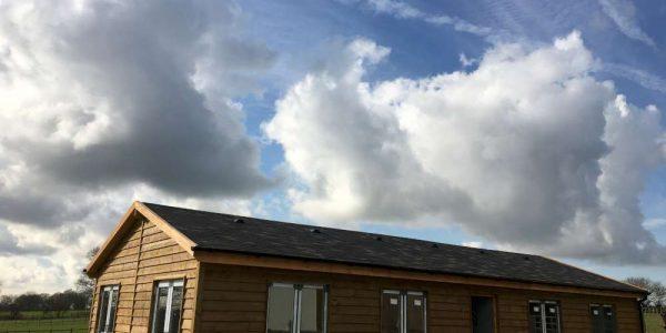 Timber Frame House (3)