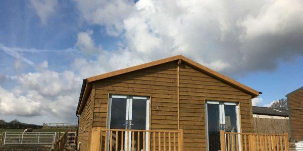 Timber Frame House (4)