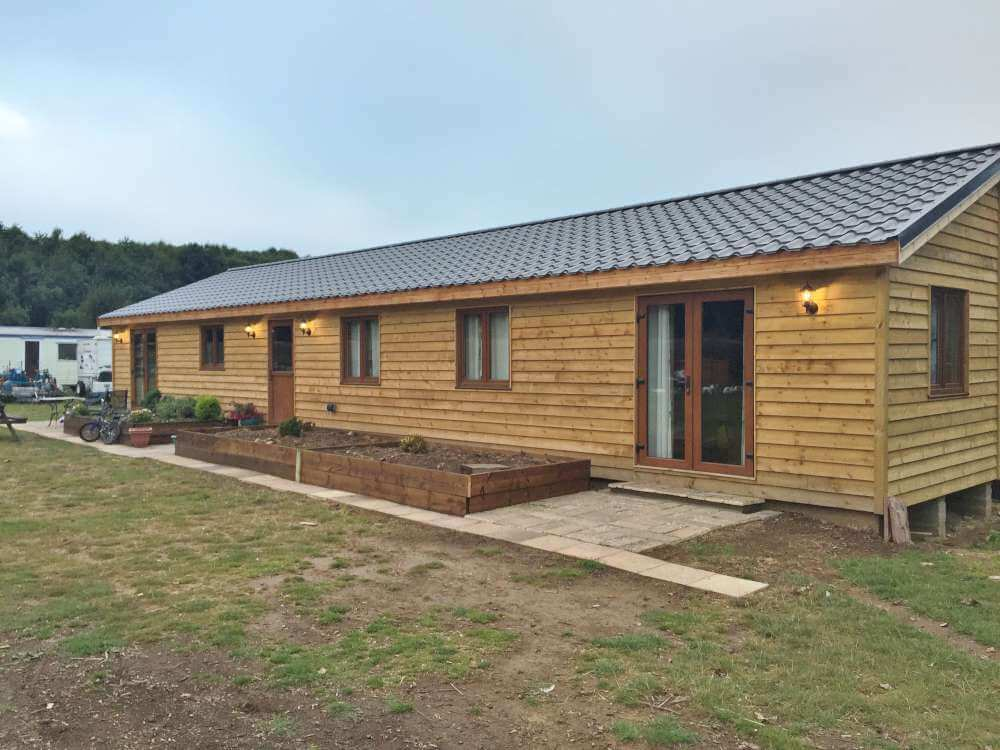 Mobile Home Wall Construction : Wooden mobile homes timberlogbuild ltd