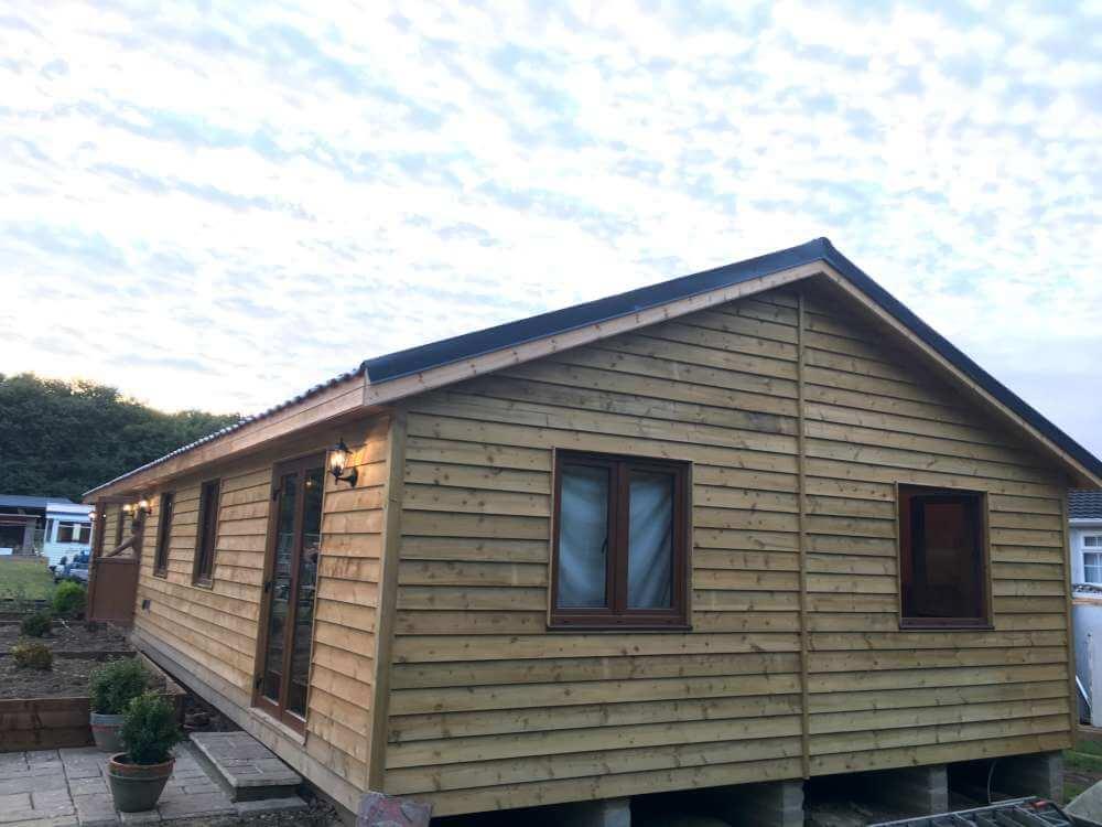 Wooden Mobile Homes 8 Timberlogbuild Ltd