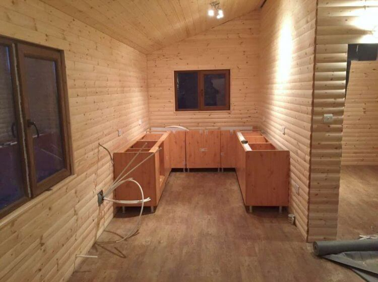 Wooden Mobile Homes (29)