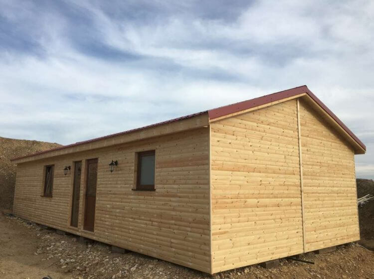 Wooden Mobile Homes (39)