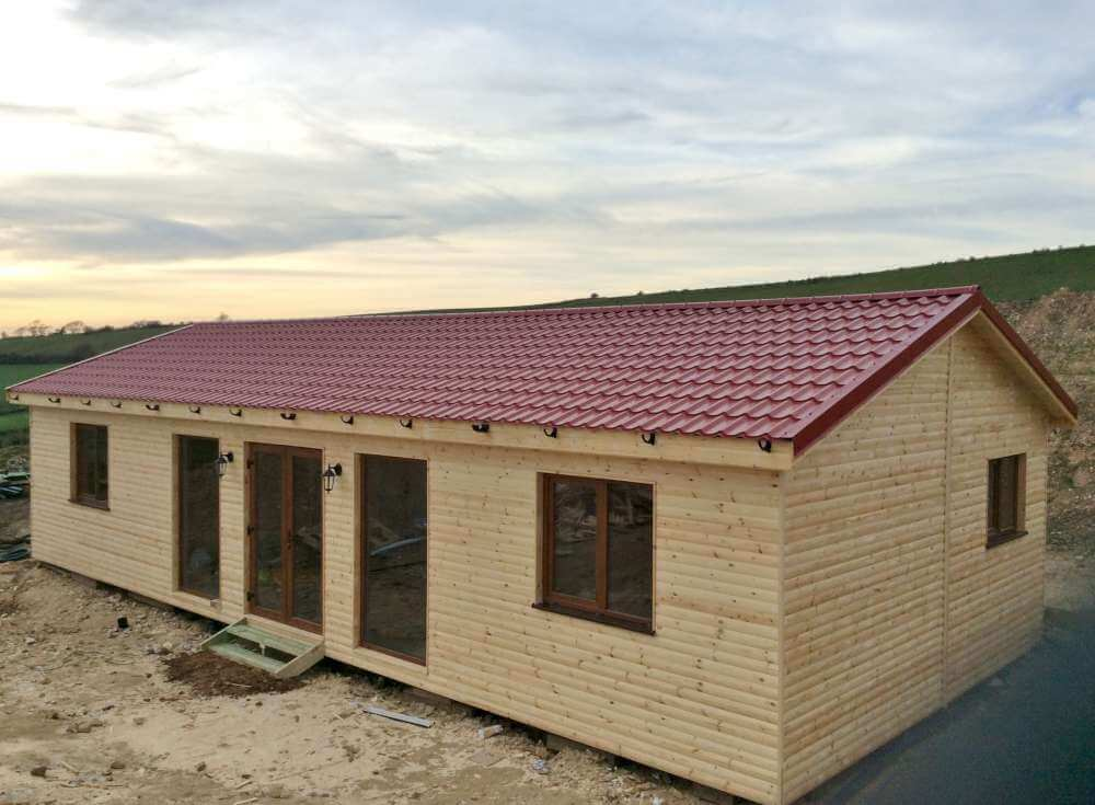 Wooden mobile homes 9 timberlogbuild ltd Wooden homes to build