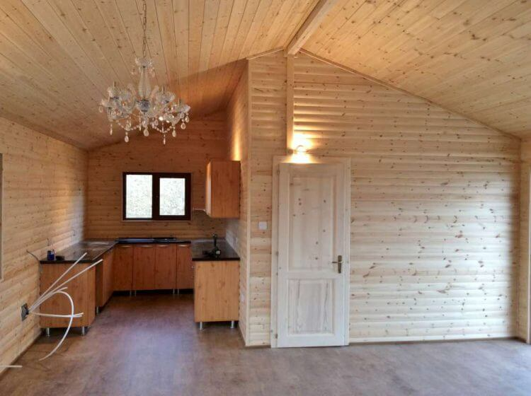 Wooden Mobile Homes (46)