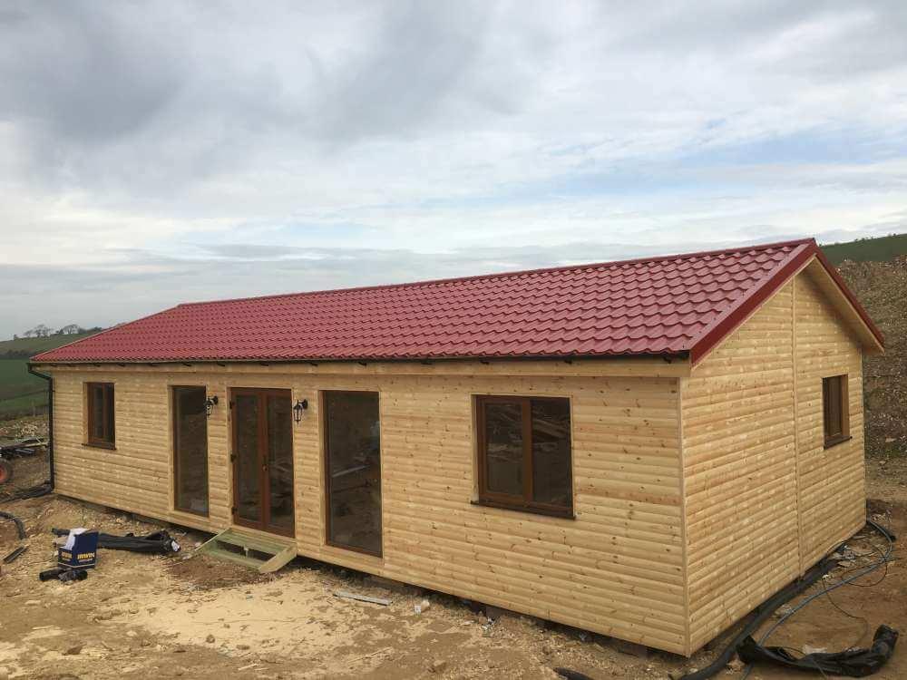 Wooden Mobile Homes 9 Timberlogbuild Ltd