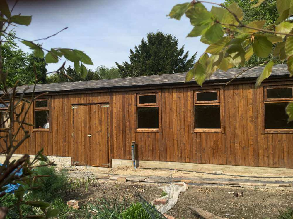Log Cabin 4 Timberlogbuild Ltd