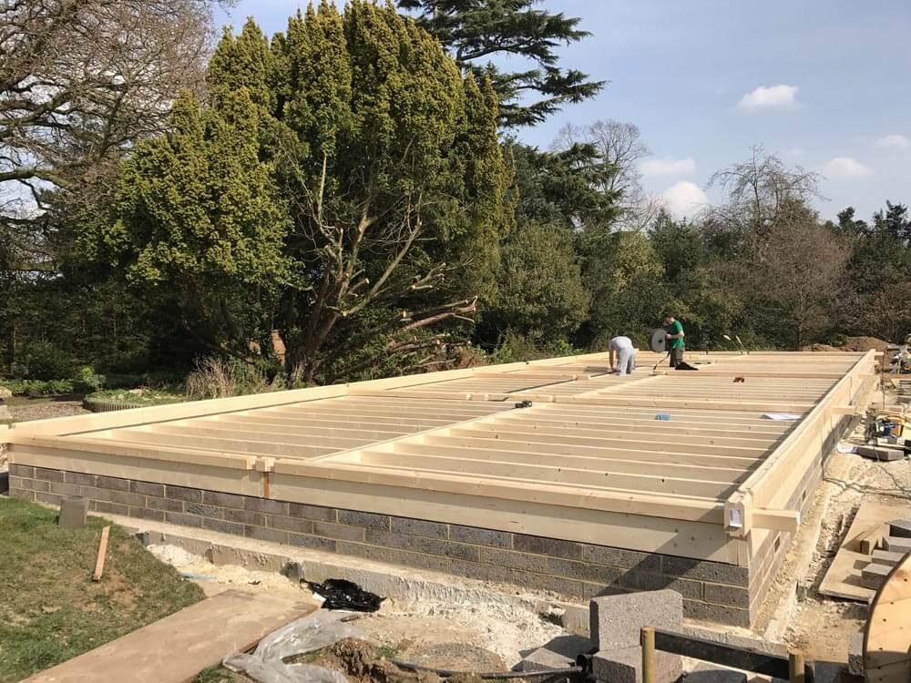 Timber frame Contractors in Kent, Timberlogbuild (1)