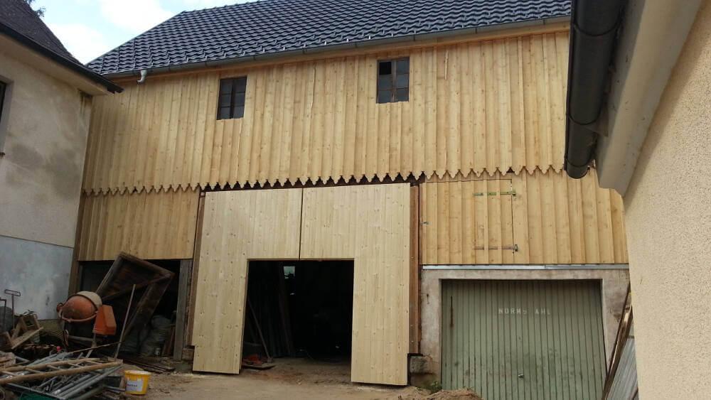 Timberlogbuild