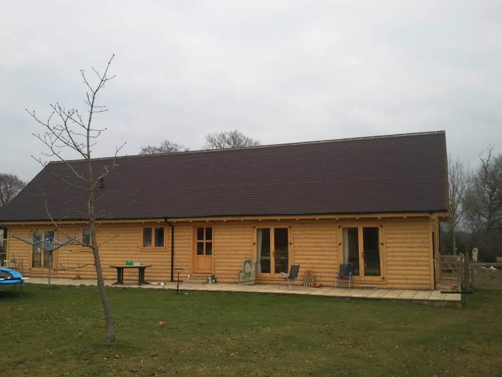 Wooden Mobile Homes 6 Timberlogbuild Ltd