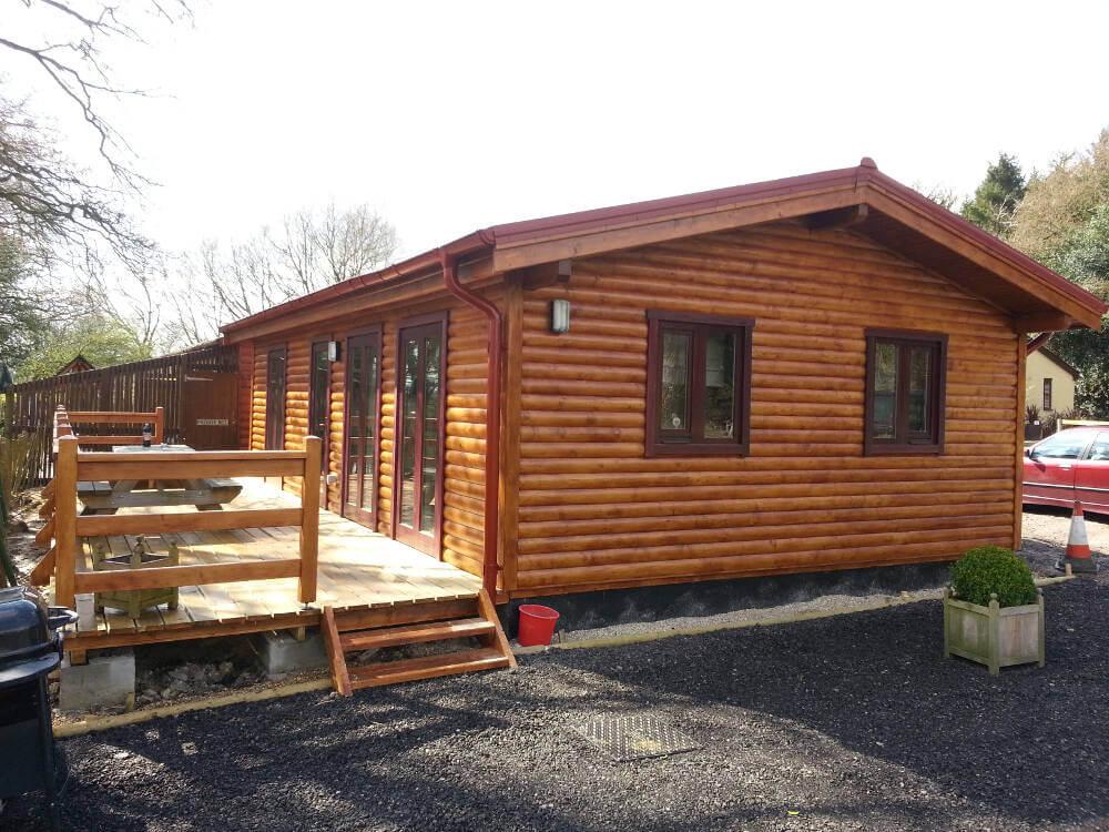 Stunning bespoke log cabins by timberlogbuild ltd for Log cabin builder