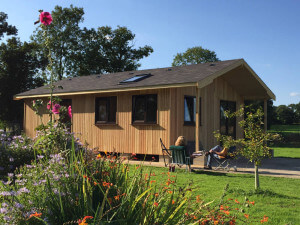 Budget Log Cabin