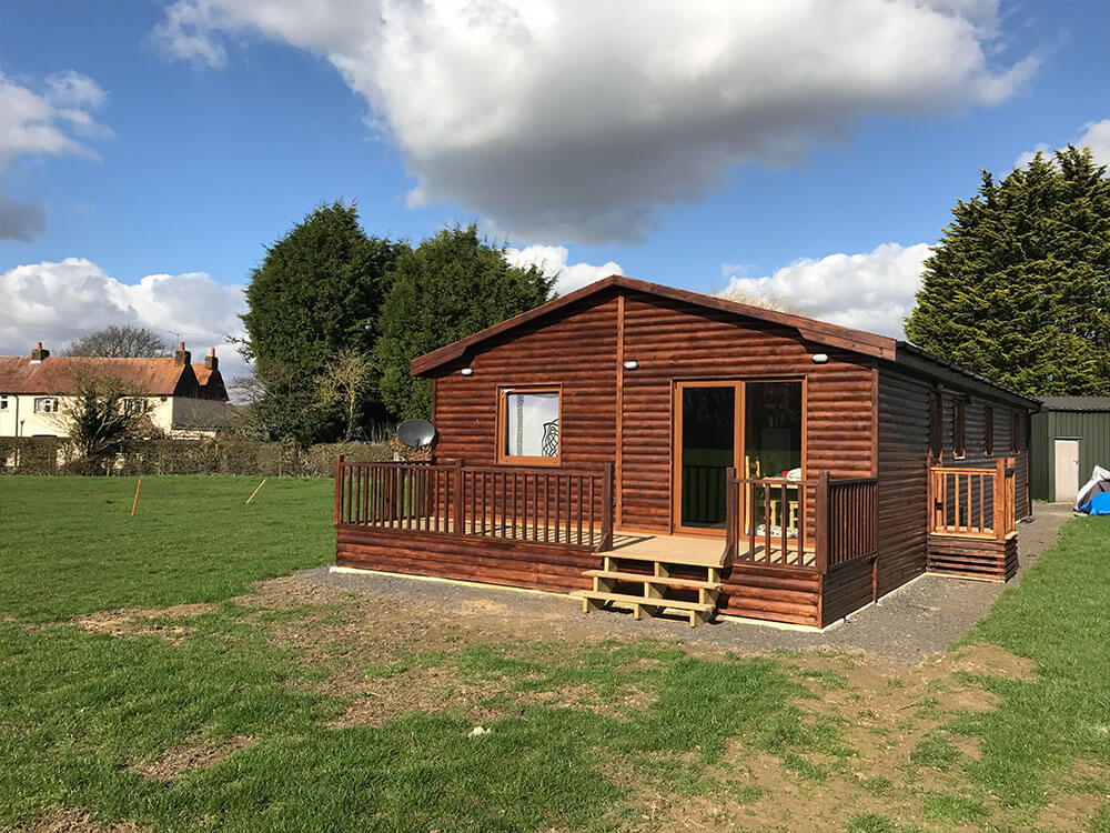 Wooden mobile homes 10 timberlogbuild ltd for Wooden homes to build