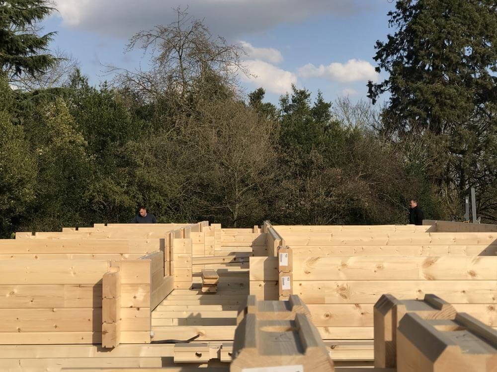 Timber frame Contractors in Kent, Timberlogbuild (4)