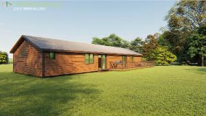Timberlogbuild 136 4 BED (8)