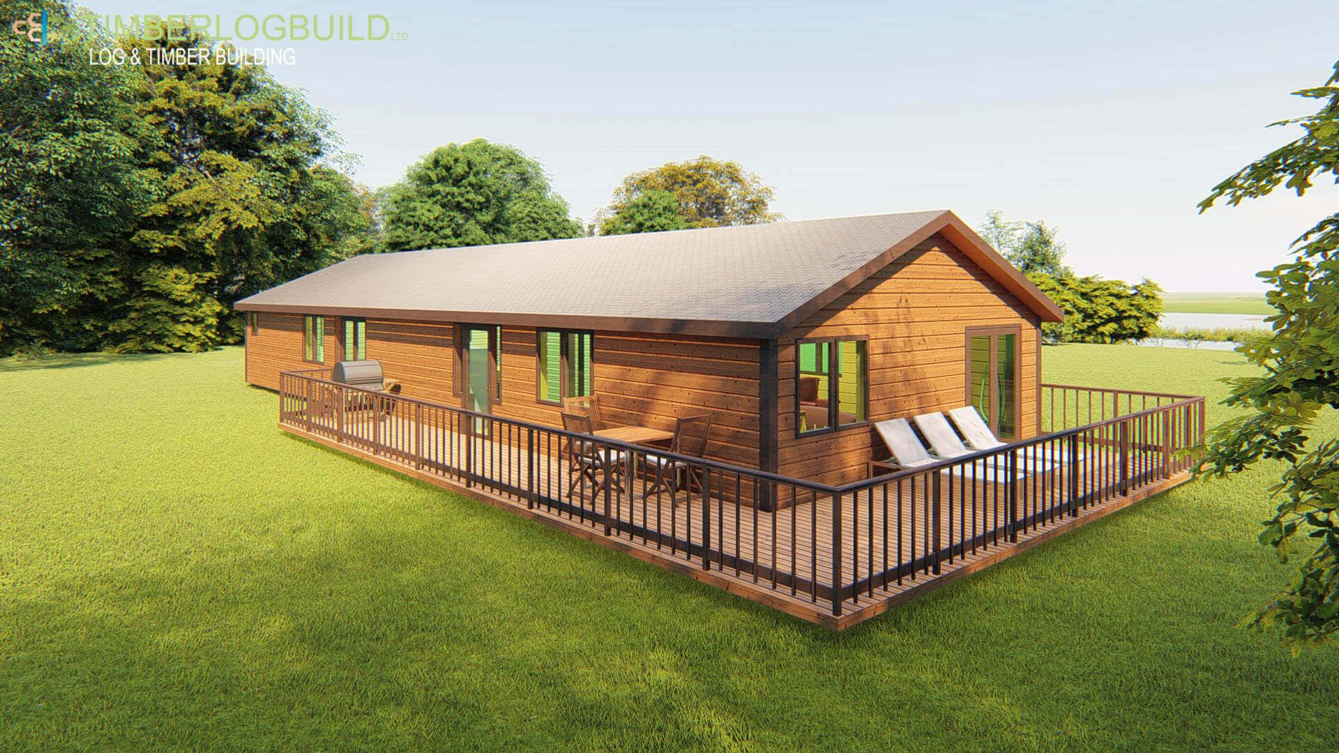 Timberlogbuild 136 4 BED (7)
